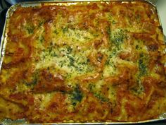 OMG, Have You Tasted This?:Eggplant Lasagna