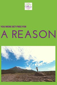 You Were Set Free for a Reason. For freedom Christ has set you free from depression, sadness, anxiety, and fear. Do you live YOUR freedom? Click to read how.