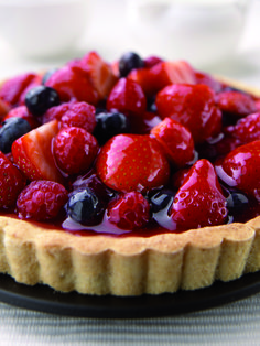 fruit tart straight from baked-delicious.com!