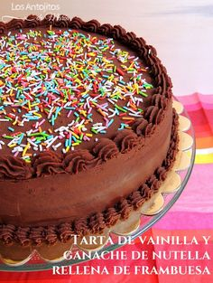 Blog sobre recetas dulces y saladas, fáciles y rápidas