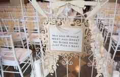 a winter wonderland wedding church - Google Search