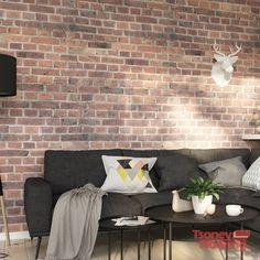 PVC ламперия Mattone Rosso-VOX Motivo Feeeling