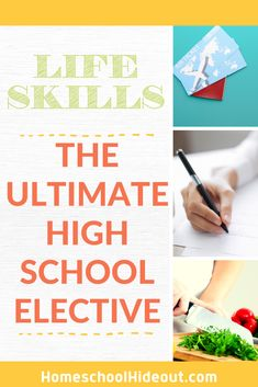 This high school elective is life-changing AND fun! So glad we found it! Educational Board Games, Educational Websites, Educational Technology, Homeschool High School, Homeschool Curriculum, Homeschooling, High School Years, Public School, Educational Youtube Channels