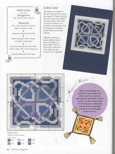 "Gallery.ru / Фото #66 - ""Магия"" - yasochka61 Loom Beading, Crochet Projects, Celtic, Cross Stitch, Chart, Antiques, Fabric, Design, Gallery"
