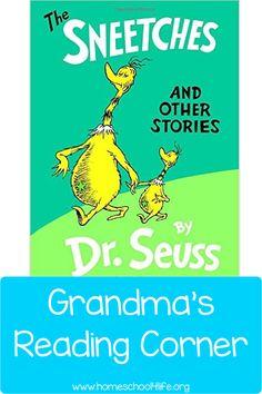 Dr. Seuss: The Sneetches - Grandma's Reading Corner