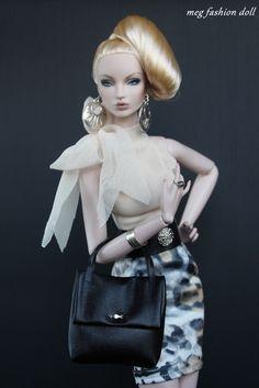 New FR16'/Fashion Royalty 16/ ''ELEGANCE ''   Flickr - Photo Sharing!