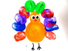 colormehappy: Thanks giving art and crafts