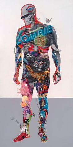 Interview Series: Tristan Eaton #art #streetart #artcrush