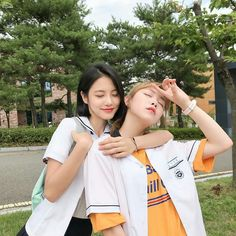 Do Hana and Yeo Boram A-teen webdrama Ullzang Girls, Cute Girls, Korean Photo, Cute Korean, Ulzzang Korean Girl, Ulzzang Couple, Jung So Min, Kim Min, Teen Web