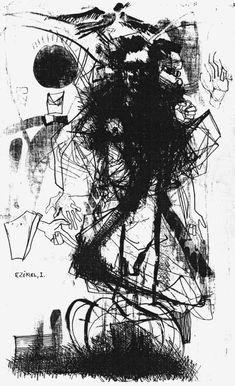 """Képtalálat a következőre: """"biblia kondor béla"""" The Outsiders, Abstract, Drawings, Flowers, Painting, Inspiration, Art, Bible, Summary"""