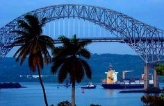 El Puente de Las America www.CoolPanama.com