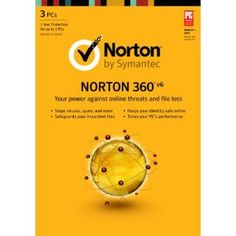 #4: Norton 360 v.6 1User/3PC (12 month subscription) [Download]