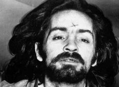 Source: uncredited. Charlie Manson - you can see it in his eyes. He looks like one sick bastard.