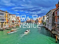 Venice in one day | places you must see | venice itinerary | This is an itinerary for those who spend one day in Venice and don't want to miss out on...