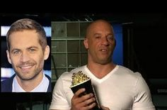 Vin Diesel's Emotional Tribute To Paul Walker Will Make A Grown Man Cry. Click to watch! #heartwarming
