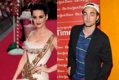 Robert Pattinson and Katy Perry, who are both heart broken over their latest relationships, reportedly went on a date together on Thursday.