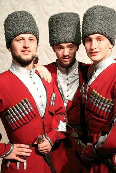 çerkesler ile ilgili görsel sonucu çerkezler Google'da ara, Young Circassian men   Kabardians