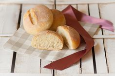 Home made bread - from Streghetta in Cucina