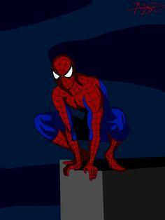 #Spider-Man #Fan #Art. (Spider-Man) By:Hobgoblin42. ÅWESOMENESS!!!™ ÅÅÅ+