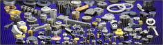Our central location and concentration on shorter production runs, allows us to provide parts to markets traditionally underserved by Powder Metallurgy producers. Powder Metallurgy