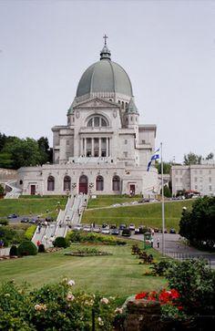 St Joseph Oratory Montreal, Quebec CANADA