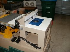 Table saw and router station 3d warehouse workshop pinterest table saw and router station 3d warehouse workshop pinterest warehouse woodworking and woodwork keyboard keysfo Images