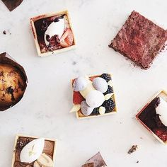 @cochonvolant_: And these are a few of our favorite desserts... (Photo by @themeghanleigh 📷)