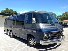 1974 GMC TZE Motorhome, Renovated & rebuilt with many upgrades & improvements. in RVs & Campers | eBay Motors