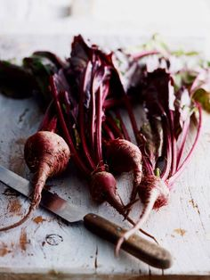 Beets: Ian Wallace Photographer, Louise Pickford Styling