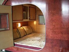 How To Build A Teardrop Trailer For Two                              …