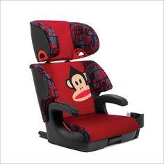 Clek OOBR Baby Booster Seat Featuring Paul Frank Faux-Hawk Julius