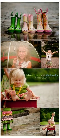 I've been wanting to do a rain photo shoot for so long!!! It's on the must do photo list for the spring!!!
