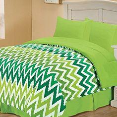 Risultati immagini per lime green quilt