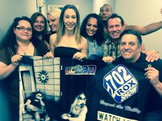 "702 ROX promoting Health, Fitness and Beauty every Friday 5-6pm with host Michelle ""Roxy"" Davis and Danny Vegas live online www.vegasallnetradio.com. This weeks guests authors Anna Thea, Angela Daffron and Minette Sanchez.  Nytronix Entertainment owner Onnoleigh Sweet May, esthetician L Marie, gym enthusiast John Huss and pro trainer Bryce Brandon."