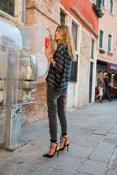 Fashion Mode, Girl Fashion, Street Fashion, Fashion Ideas, Maja Why, Sandro, Street Style, Look Chic, Mode Inspiration
