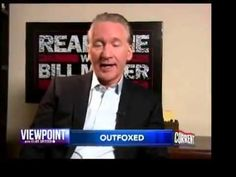 Bill Maher and Eliot Spitzer discussion on Fox News bias and unbalanced approach to news