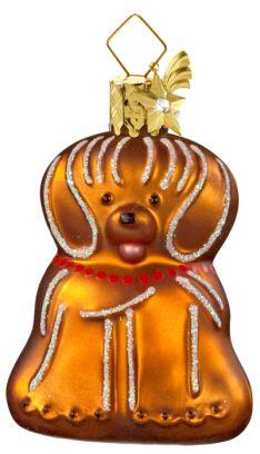 Baumschmuck Lebkuchen-Hund