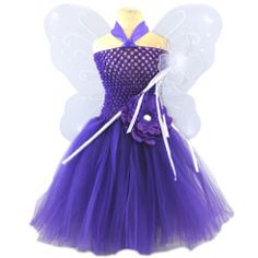 Purple Tinker Costume