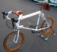 Japanese shipbuilder creates wooden bicycles - Cyclelicious