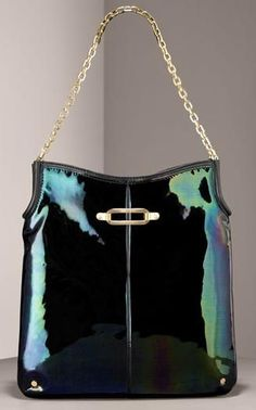 The Terrier and Lobster: Oil Spill Chic: Gulf Oil Spill-Inspired Fashion and Oil Slick Patent Leather