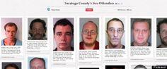 Un journal américain publie les photos de délinquants sexuels sur Pinterest pour Halloween