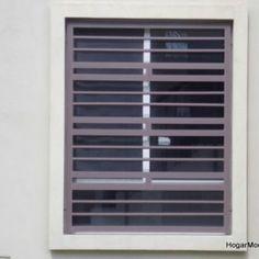 Verja horizontal de ventana