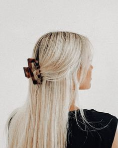 Clip Hairstyles, Straight Hairstyles, Hair Inspo, Hair Inspiration, Hair Color For Women, Dye My Hair, Hair Goals, Hair Clips, Curly Hair Styles