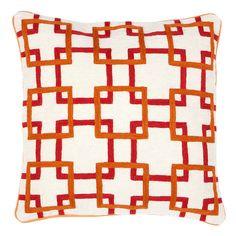 Eichholtz Pillow Bradburry Orange | OROA