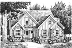 18 Small House Plans: Aberdeen Place, Plan #013