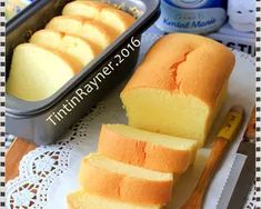 Resep Condensed Milk COTTON CAKE 5 Bahan Smooth & Silky Recomended oleh Tintin Rayner - Cookpad My Recipes, Cake Recipes, Dessert Recipes, Cooking Recipes, Pudding Desserts, Ice Cream Desserts, Cotton Cake, Resep Cake, Condensed Milk Recipes