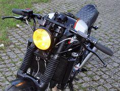 Honda VF750S 1989 By Feito Na Garagem Motors