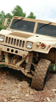 In honor of Veterans Day, here are some seriously tough military vehicles that were built to protect the soldiers we love.