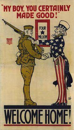 World War I Poster                                                                                                                                                     More