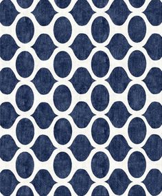 blue and white rug pattern